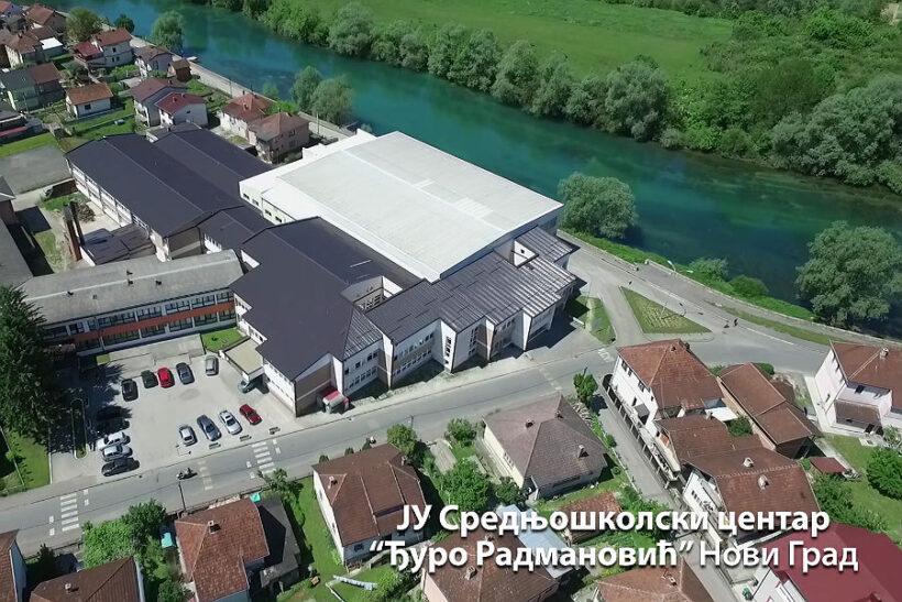 """Средњошколски центар """"Ђуро Радмановић"""" Нови Град"""